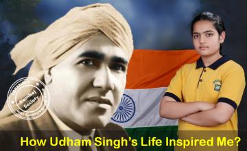 How Udham Singh's life inspired me