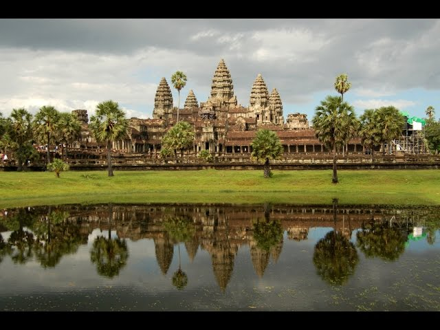 Secrets of Angkor Wat, Cambodia