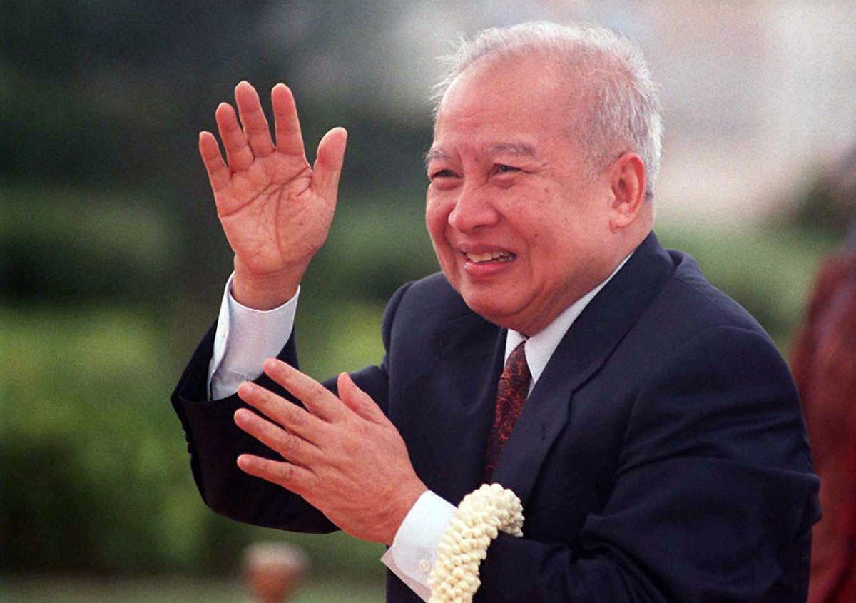 Cambodia's former King Norodom Sihanouk dies at 89