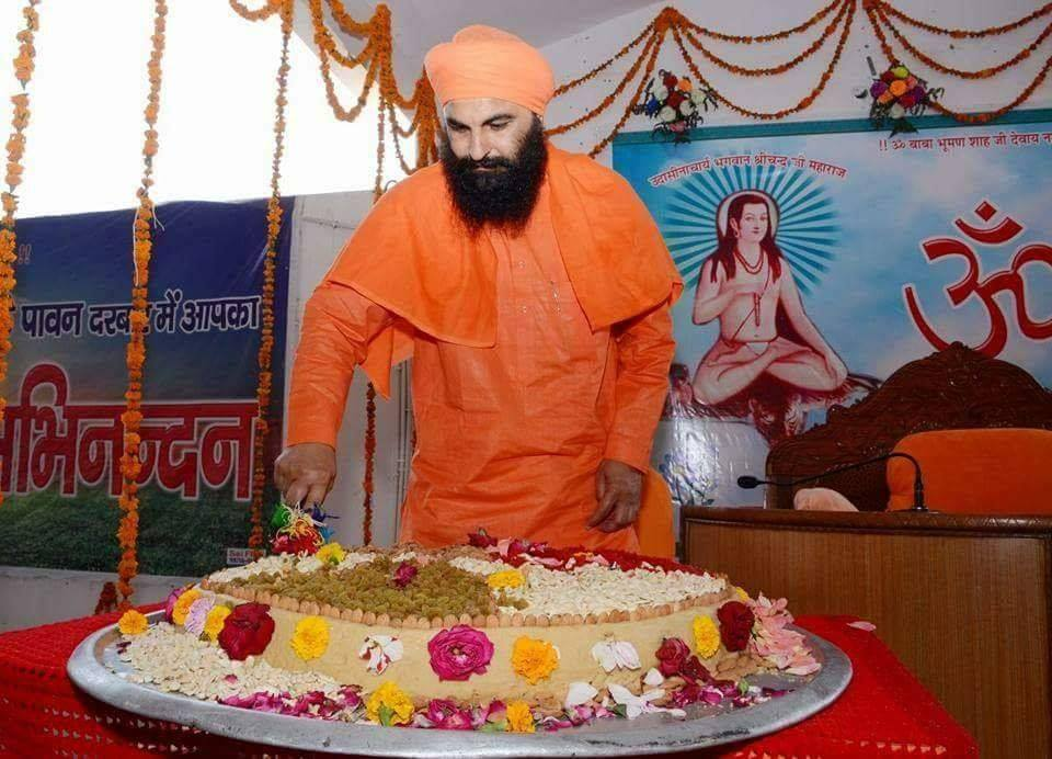 Birthday of Baba Braham Dass was celeberated