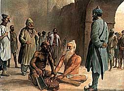 Bhai Mani Singh and His Caste