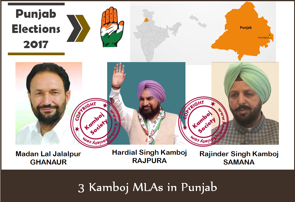 Punjab elections results: 3 MLAs from Kamboj community