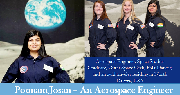 Poonam Josan spending 10 days in Lunar-Mars �habitat� on campus