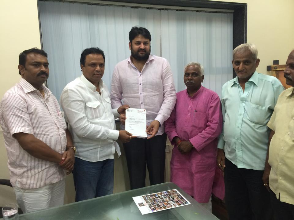 Mohit Kamboj appointed as Mumbai President of the BJP