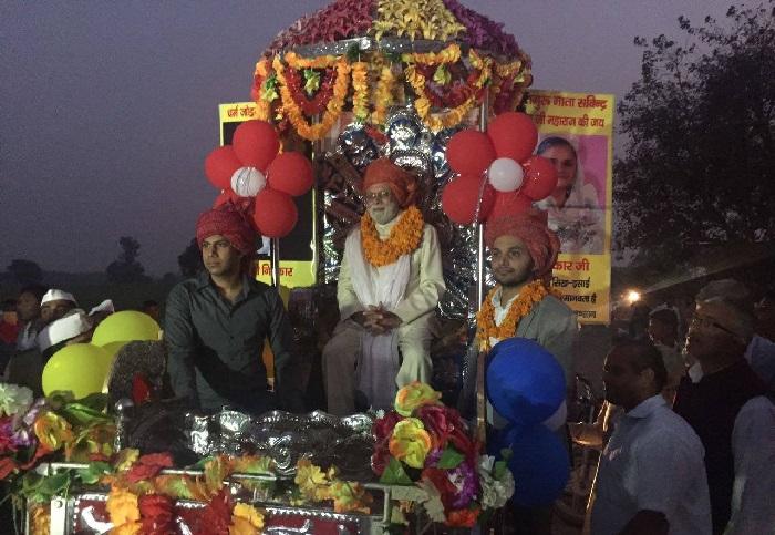 Kapil Kamboj and Rahul Kamboj got grand welcome in village Alahar
