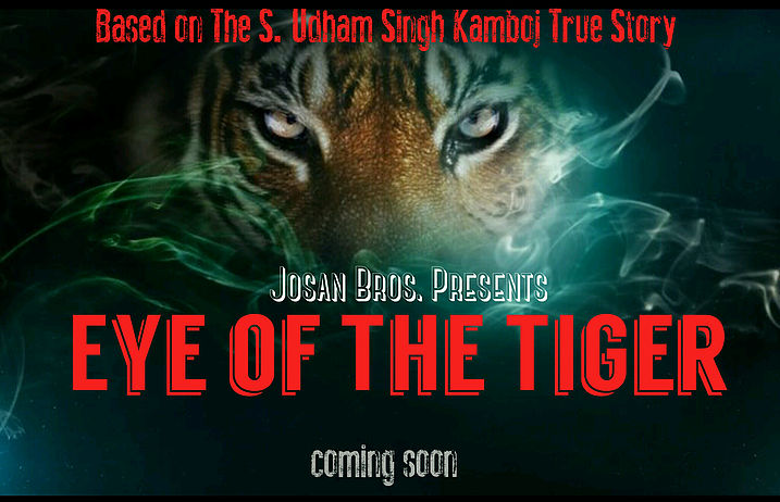 Eye of the Tiger - Film on Shaheed Udham Singh