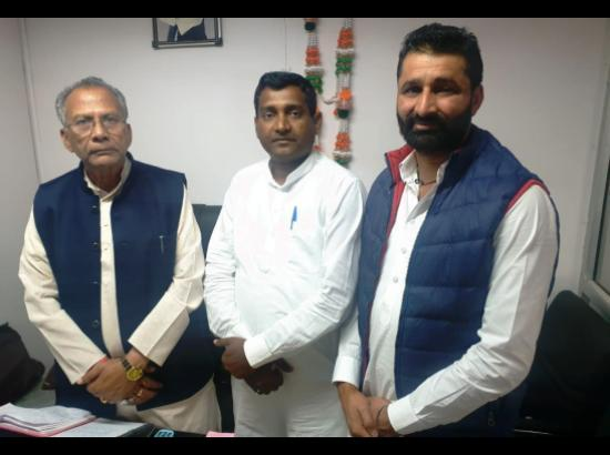 Gurbhej Singh Tibbi has been appointed as Joint National Coordinator OBC Department of Congress