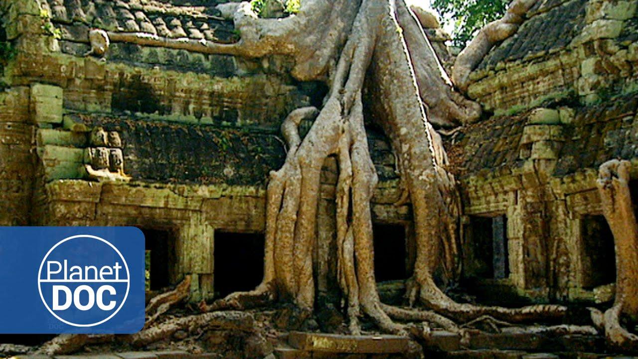 Angkor Wat - The Macro-City of Cambodia