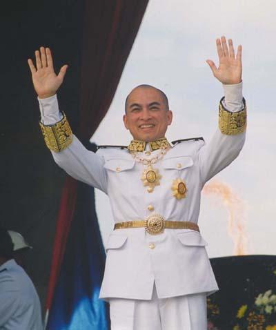 King Srindra Varmana Kamboj