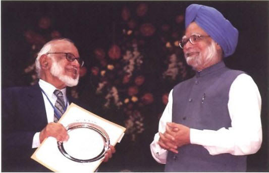 Dr. Ved Prakash Kamboj - President of the National Science Academy of India (NSAI)