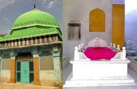 Majar of Shaikh Sama'al-Din Kamboh