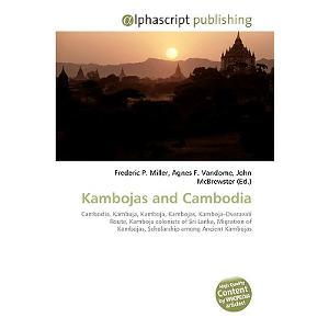 Kambojas and Cambodia