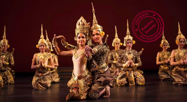 Royal Ballet of Cambodia - Apsara Dance