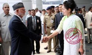 Nepal PM Sushil Koirala
