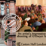 Shaheed Udham Singh – Shooting at Caxton Hall London