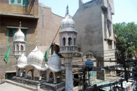 Muhammad Saleh Kamboh Mosque Lahore