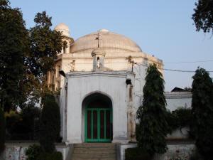 Muhammad Saleh Kamboh Tomb (Lahore)