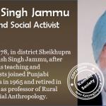 Prakash Singh Jammu – Historical Author