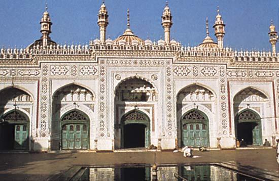 Mahabat Khan Kamboh Mosque, Peshawar
