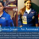 Jasleen Josan represents country in NASA