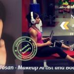 Navreet Josan – A Successful Makeup Artist And A Bodybuilder