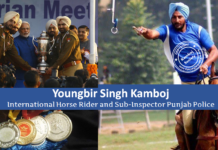 Youngbir Singh Kamboj