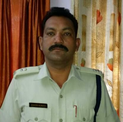 DSP Karnal Jail Ashok Kamboj from Ratia, Fatehabad, Haryana