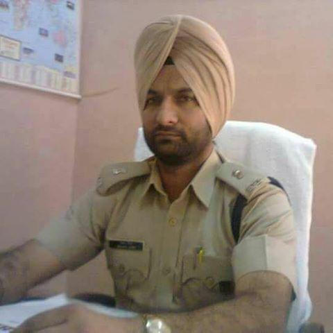 DSP Rashem Singh Kamboj at Jail Yamuna Nagar, Haryana