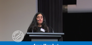 Speech of Sara Kamboj, Secretary General Paris Model United Nations 2016