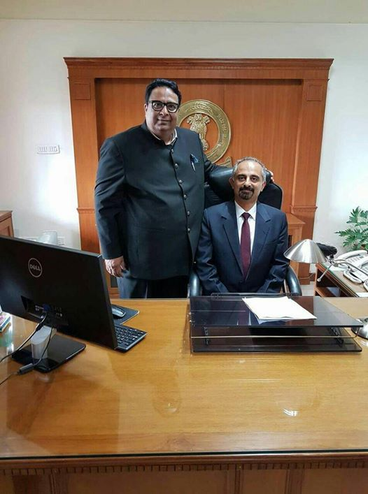 Karan Avtar Singh Kamboj posted as Chief Secretary, Punjab