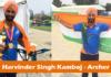 Harvinder Singh Kamboj - Archer